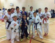 1st Hull Open Karate Championships February 2014 -1