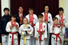 1st Hull Open Karate Championships February 2014 - 2