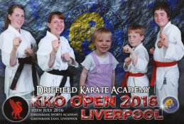 Liverpool KKO Open July 2016