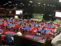 WUKF 6th World Karate Championships 2016: Ireland - 3